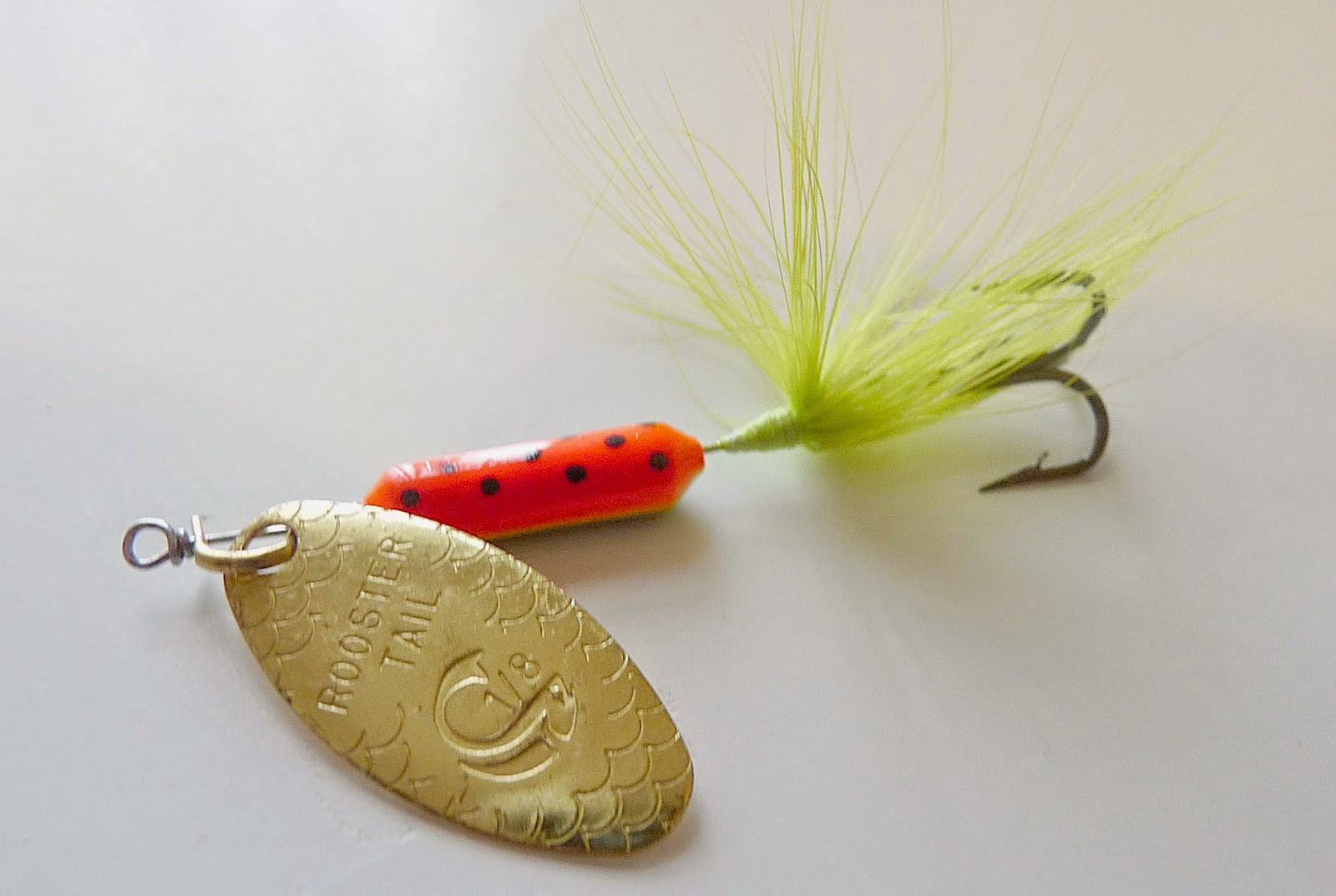 Yakima Original Rooster Tail Spinner