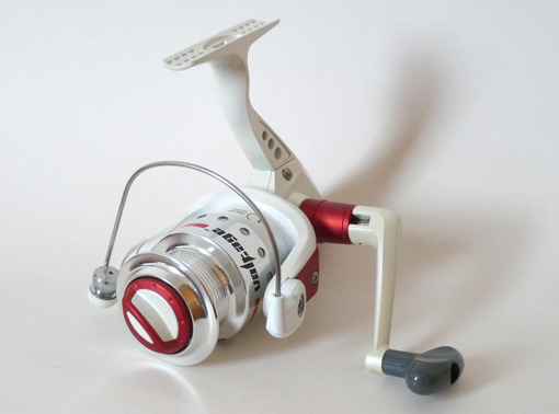 South Bend Voltage Spin Fishing Reel